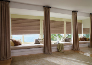 Roman Shades Fort Lauderdale